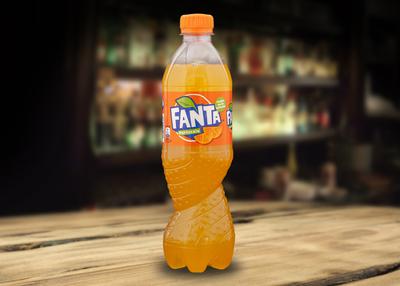 Fanta de portocale 0.5 l