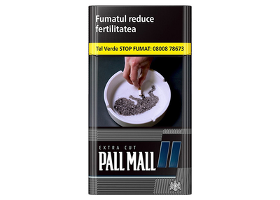 Tigări Pall Mall Extra Cut Black