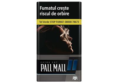 Tigări Pall Mall Extra Cut Black