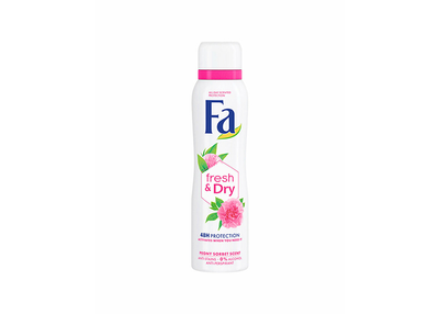 FA Deospray Fresh&Dry Sorbet