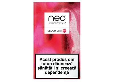 Neo Scarlet Click