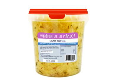 Salata Muraturi Mamuca