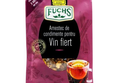 Condiment pentru vin fiert