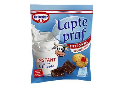 Dr. Oetker Lapte praf