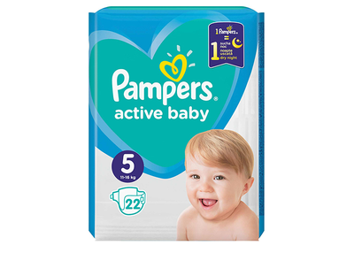 Pampers Scutece Baby nr 5