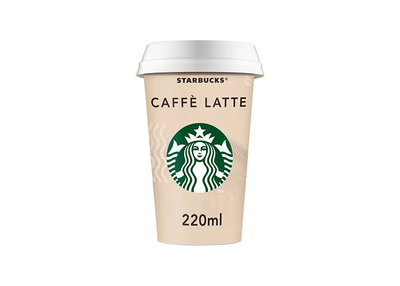 Starbucks Caffe Latte