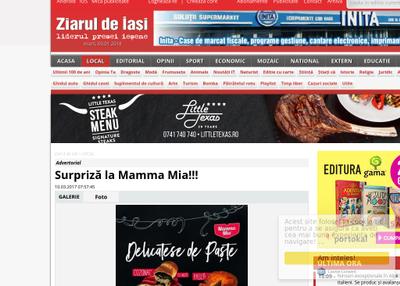 http://www.ziaruldeiasi.ro/stiri/surpriza-la-mamma-mia--154352.html