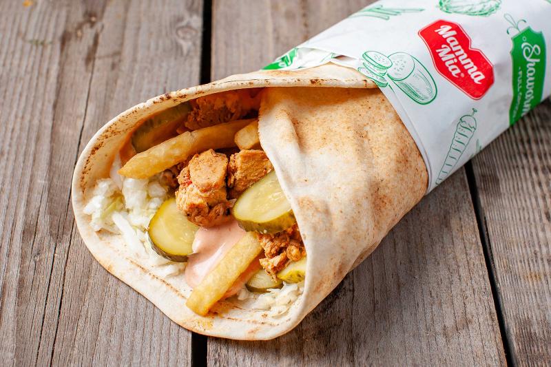 Shawarma Sandwich