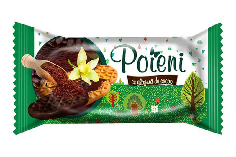 Biscuiti Poieni Cacao