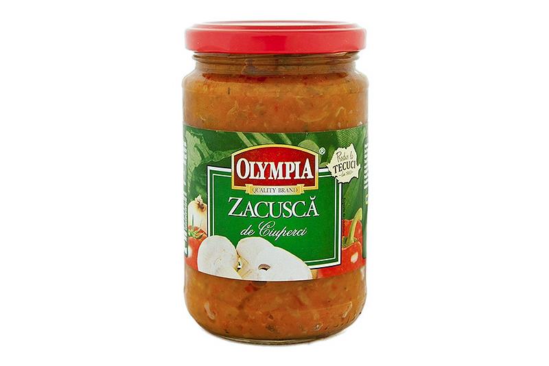 Zacusca Ciuperci Olympia
