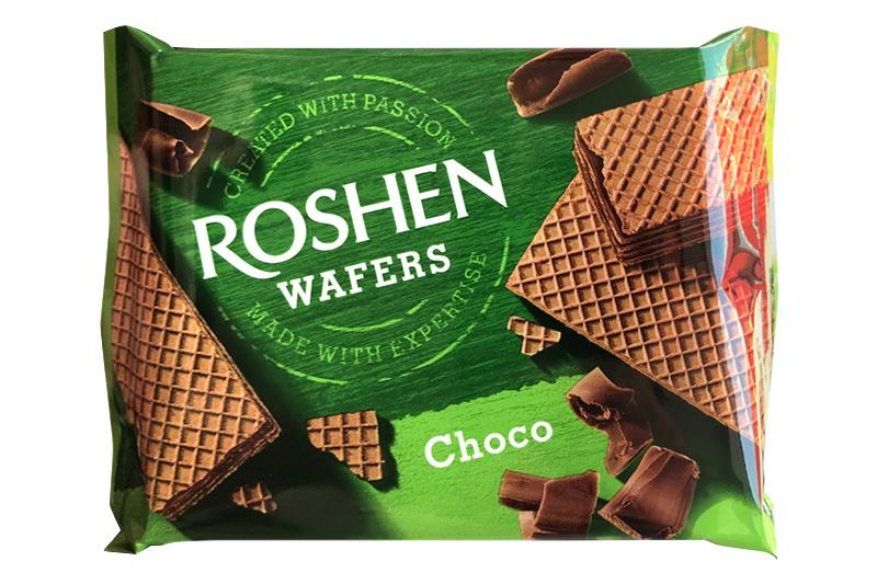 Roshen Napolitane Cacao