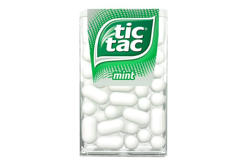 Tic Tac Menta