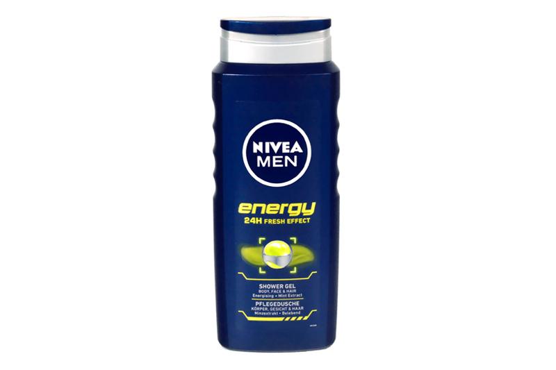 Gel de duș Nivea Men Energy