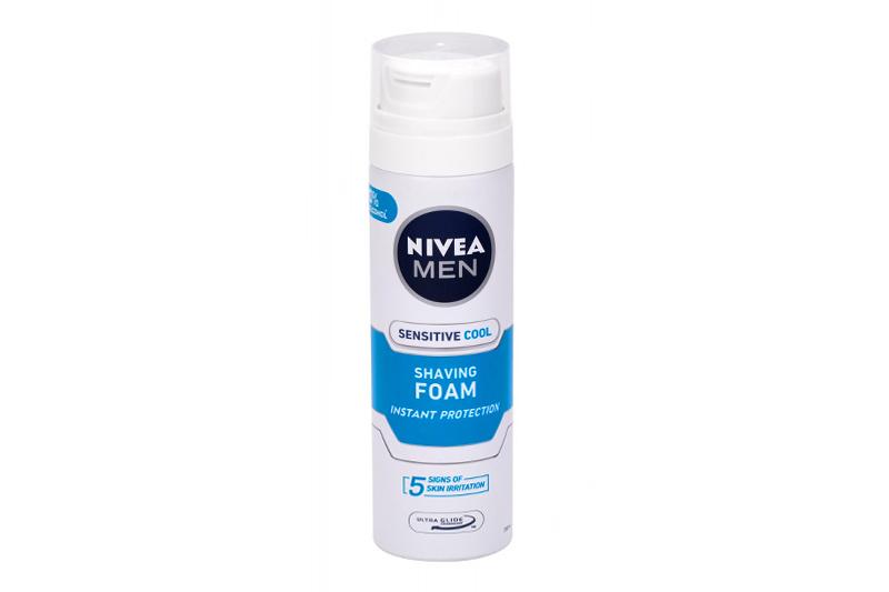 Spumă de ras Nivea Men Sensitive Cooling Shaving Foam
