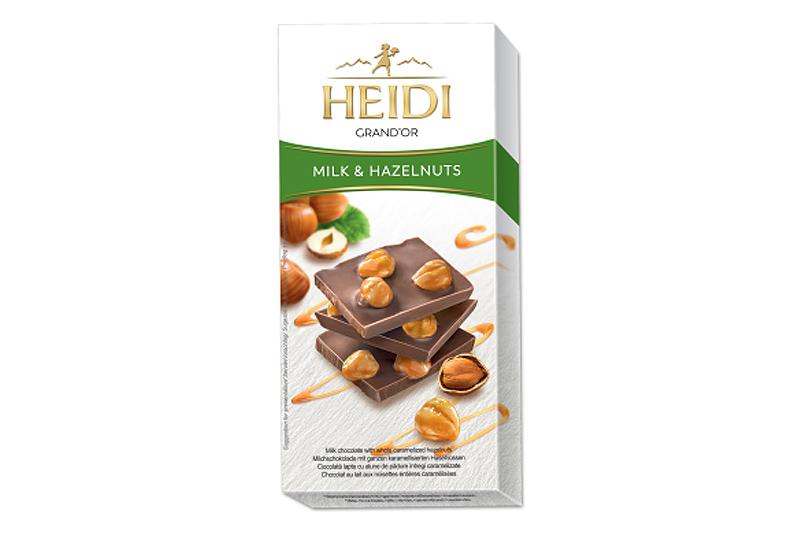 Heidi Hazelnut