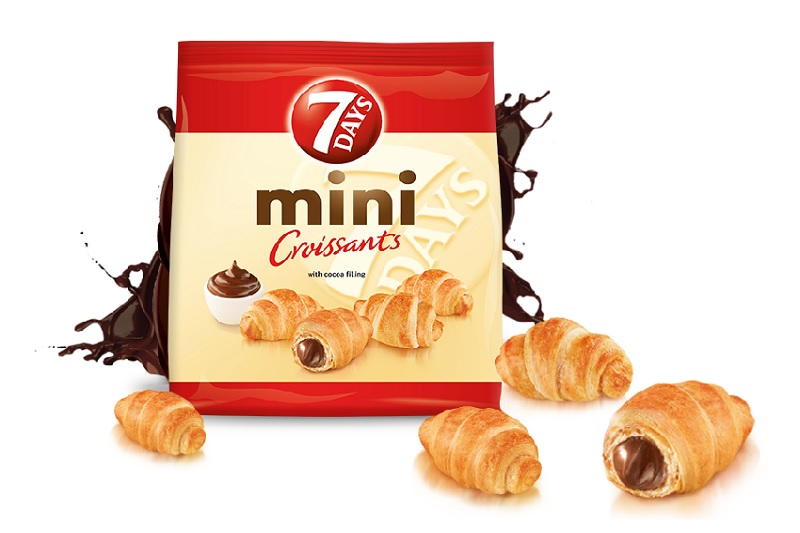 7 Days Mini croissants