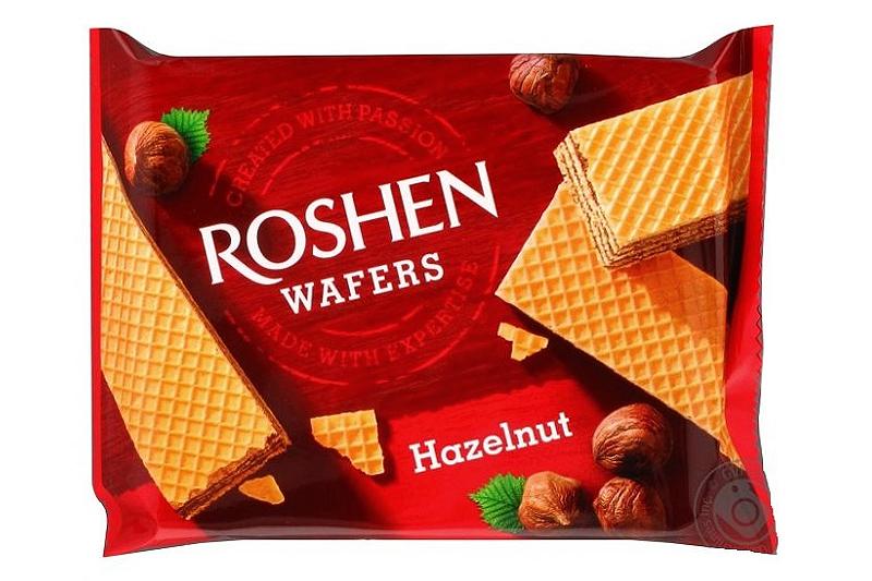 Roshen Napolitana Hazelnut
