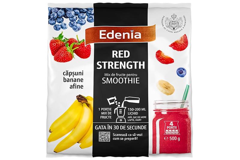 red strength edenia