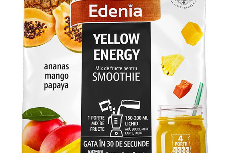 Yellow energy edenia