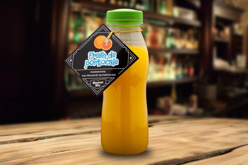 Fresh Portocale 0.25 L