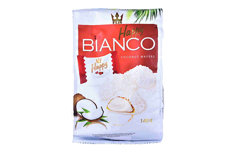 Happy Blanco Napolitane Cocos