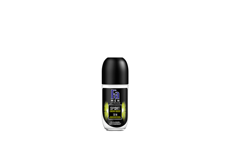 Fa Roll-on Men Energy Boost
