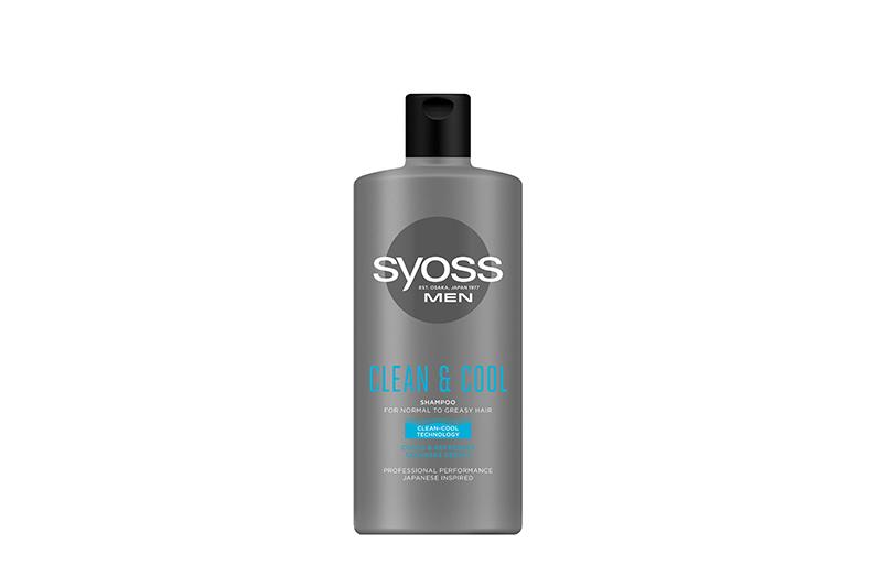 Syoss Sampon Men Clean&cool